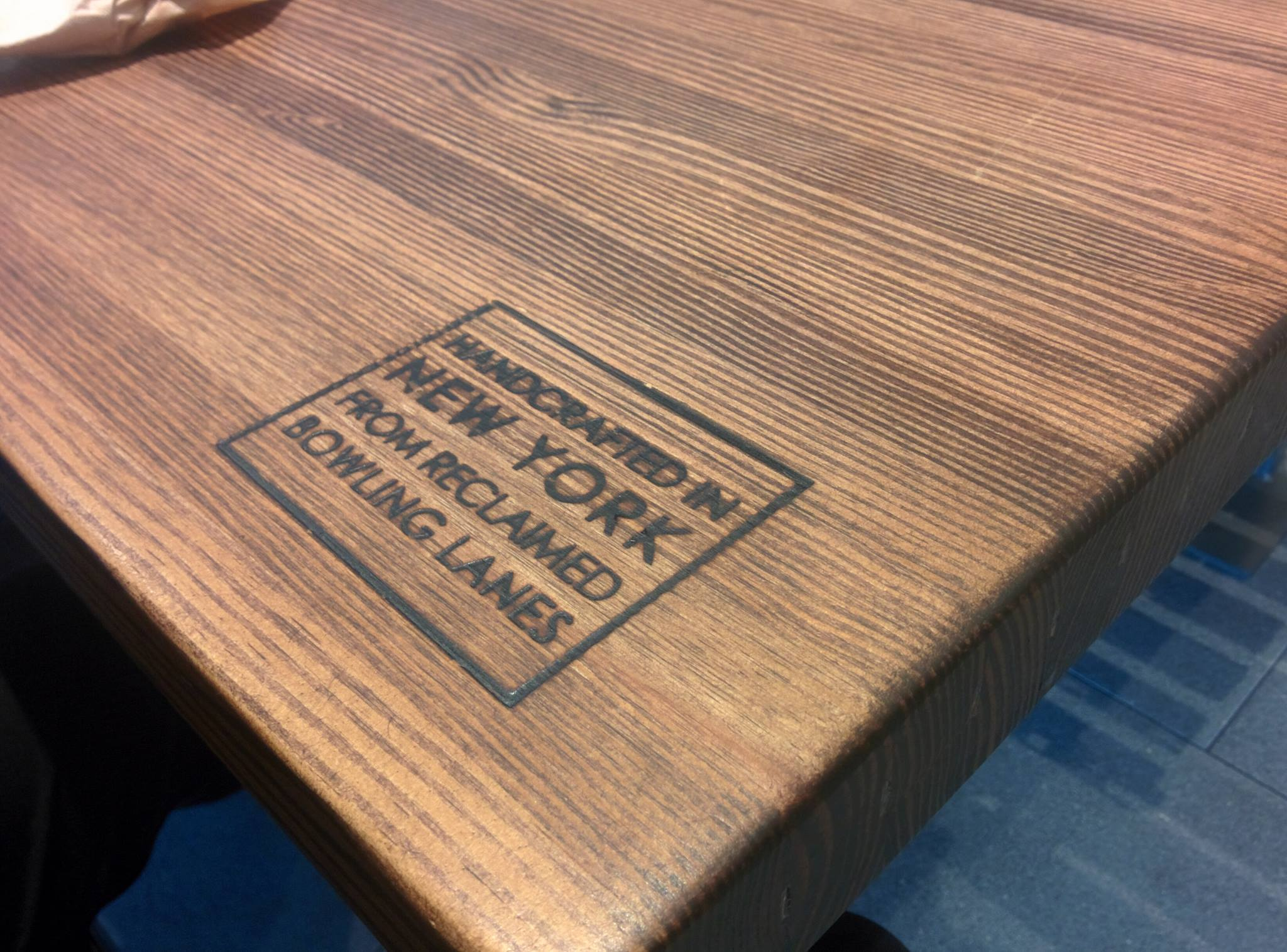 Reclaimed Tables 1